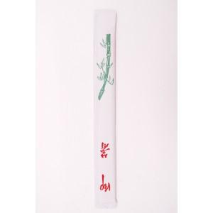 Palitos (waribashi de bambú con funda)