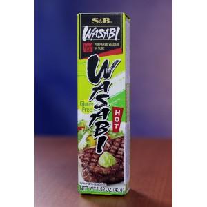 Wasabi en pasta S&B