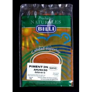 Pimentón ahumado Billi