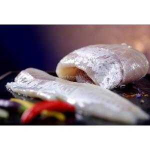Filet de salmón blanco